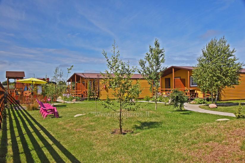 Nowe domki letniskowe w Sventoji Vasare - 4