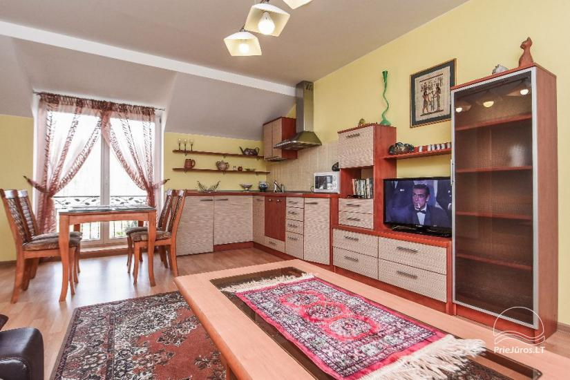 No. 1 Dwupokojowy apartament