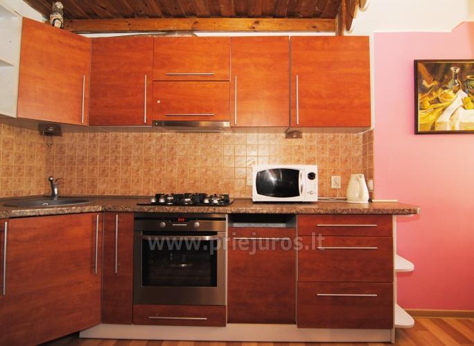 Mieszkanie do wynajęcia w Nidzie, dla 2-3 osób - 9