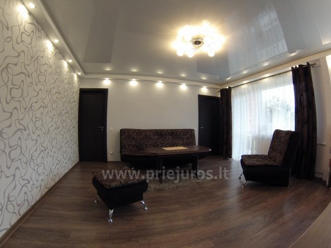 Przytulne mieszkanie w Połądze, w pobliżu ulicy J. Basanaviciaus, blisko morza! - 1