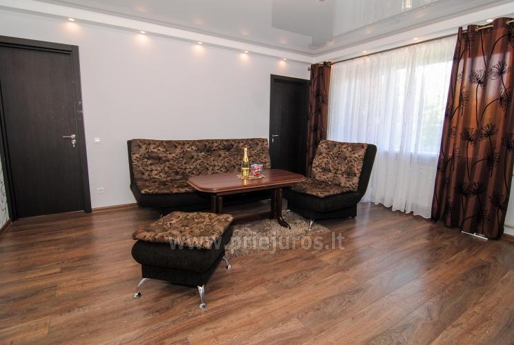 Przytulne mieszkanie w Połądze, w pobliżu ulicy J. Basanaviciaus, blisko morza! - 2