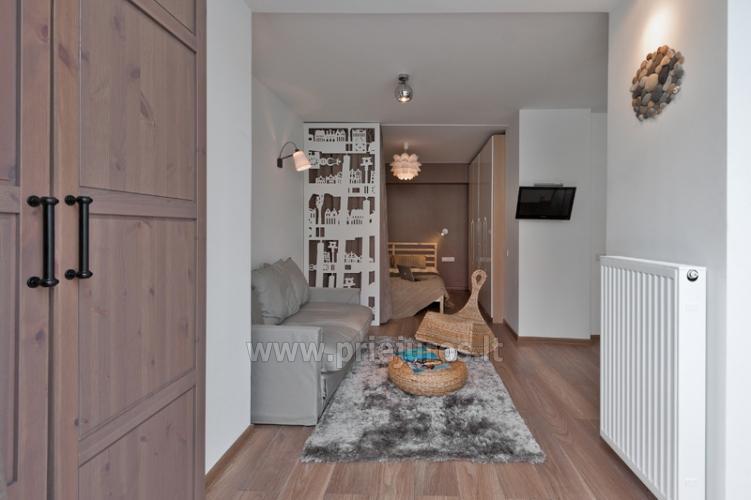 Mieszkanie jednopokojowe z osobnym wejściem do wynajęcia w Nidzie - 2