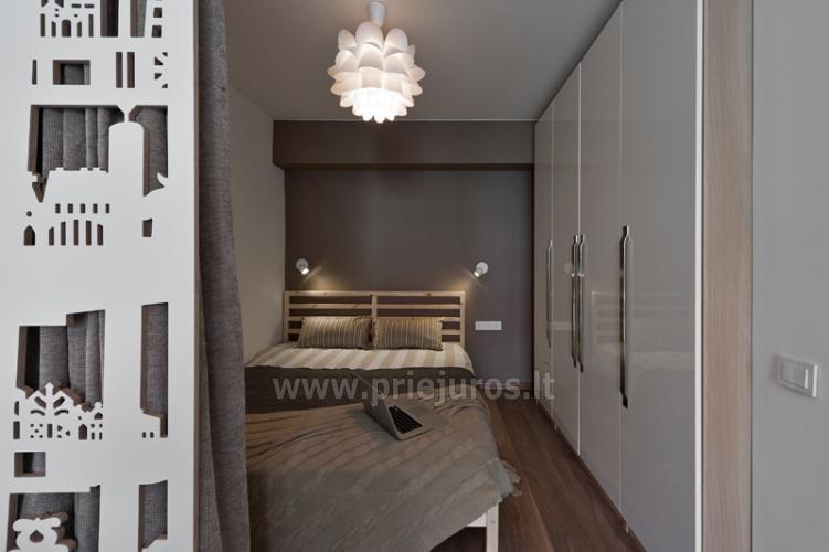Mieszkanie jednopokojowe z osobnym wejściem do wynajęcia w Nidzie - 3