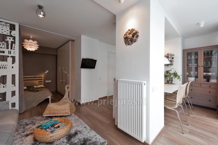 Mieszkanie jednopokojowe z osobnym wejściem do wynajęcia w Nidzie - 4