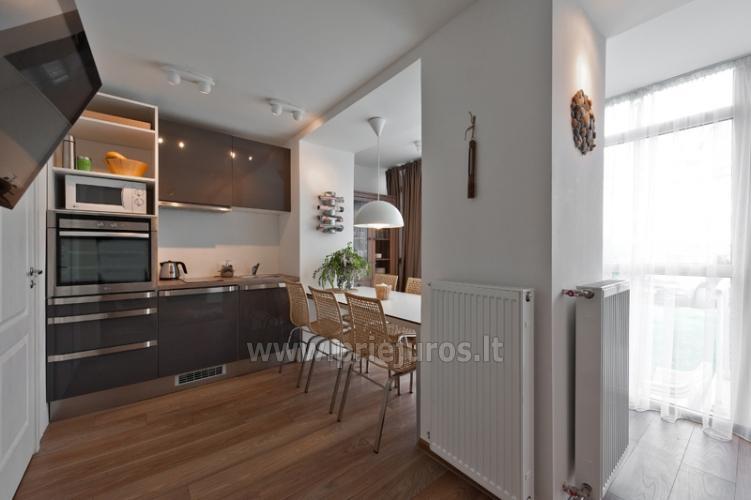 Mieszkanie jednopokojowe z osobnym wejściem do wynajęcia w Nidzie - 5