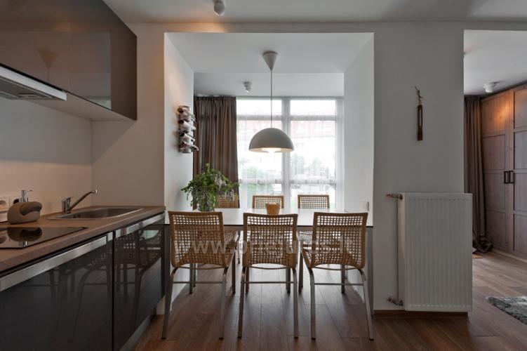 Mieszkanie jednopokojowe z osobnym wejściem do wynajęcia w Nidzie - 6