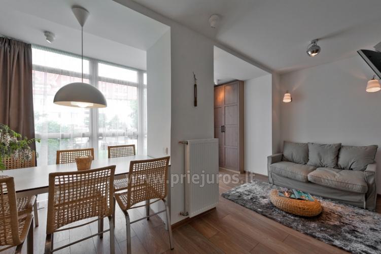 Mieszkanie jednopokojowe z osobnym wejściem do wynajęcia w Nidzie - 7