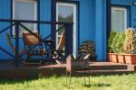 Domek z trzech oddzielnych sypialni w Pervalka