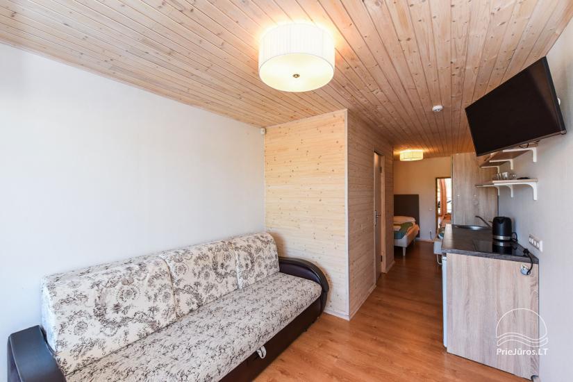 Relax Park. Pokoje, apartamenty nad morzem na wydmach - 12