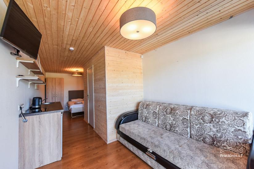 Relax Park. Pokoje, apartamenty nad morzem na wydmach - 17
