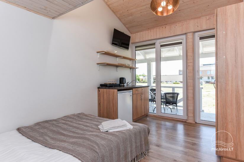 Relax Park. Pokoje, apartamenty nad morzem na wydmach - 24