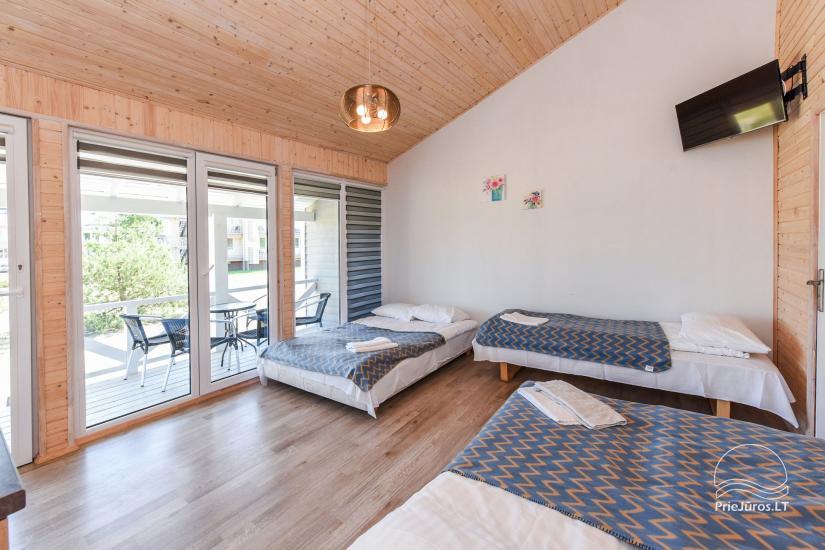 Relax Park. Pokoje, apartamenty nad morzem na wydmach - 30
