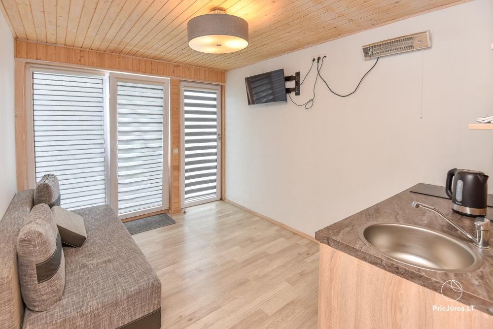 Relax Park. Pokoje, apartamenty nad morzem na wydmach - 1