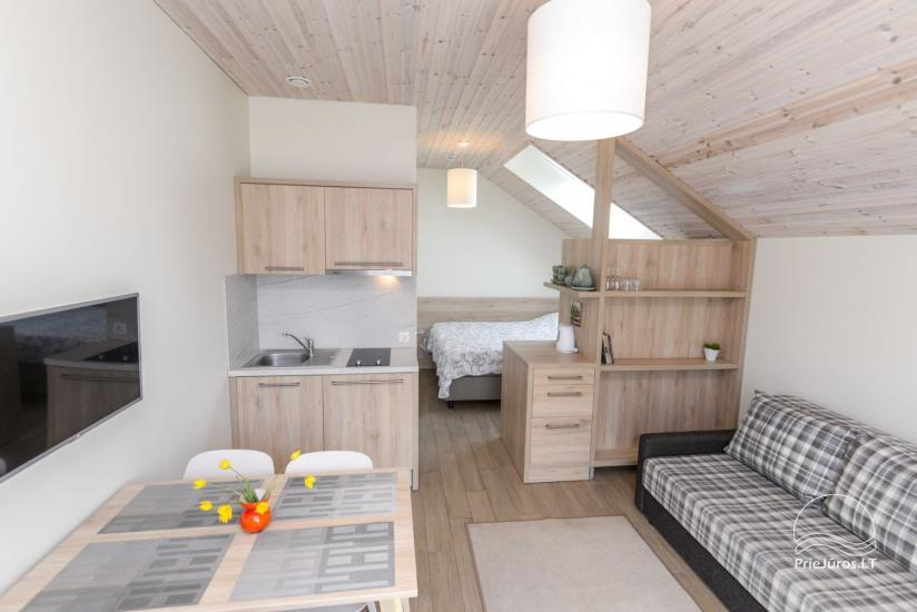 Apartamenty w Połądze, 600 metrów od plaży Villa Paula - 7