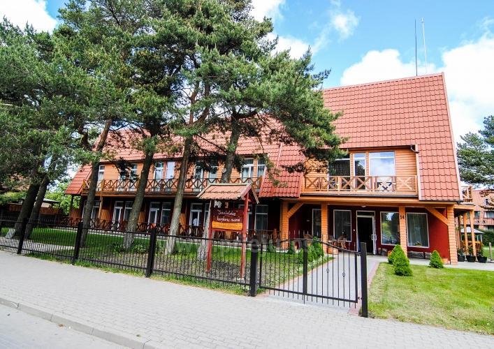 Reszta miejsce Sauletekis w Sventoji - 1