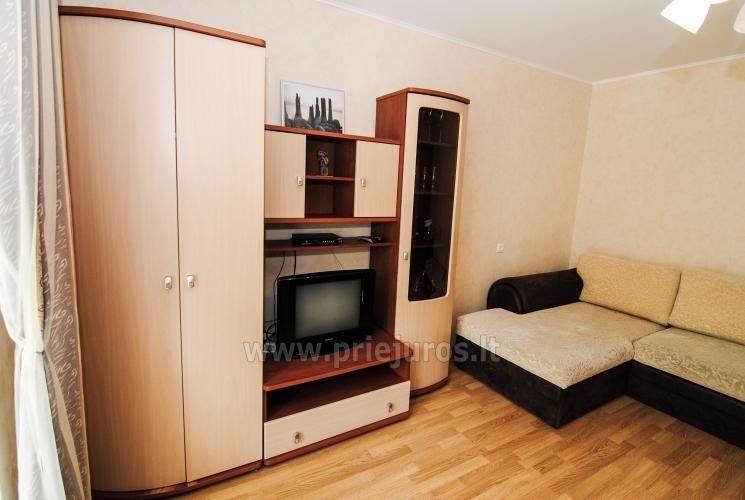 2 pokoje Mieszkanie do wynajęcia w Sventoji (do 8 osób) - 3