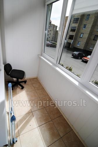2 pokoje Mieszkanie do wynajęcia w Sventoji (do 8 osób) - 4