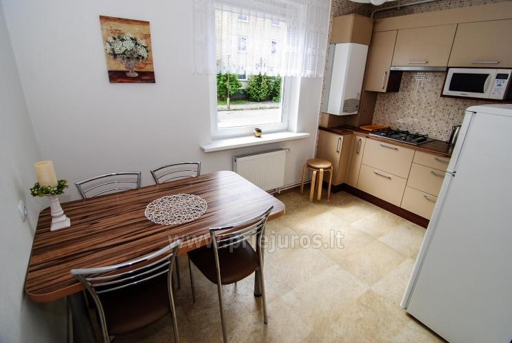 2 pokoje Mieszkanie do wynajęcia w Sventoji (do 8 osób) - 7