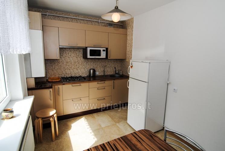 2 pokoje Mieszkanie do wynajęcia w Sventoji (do 8 osób) - 8