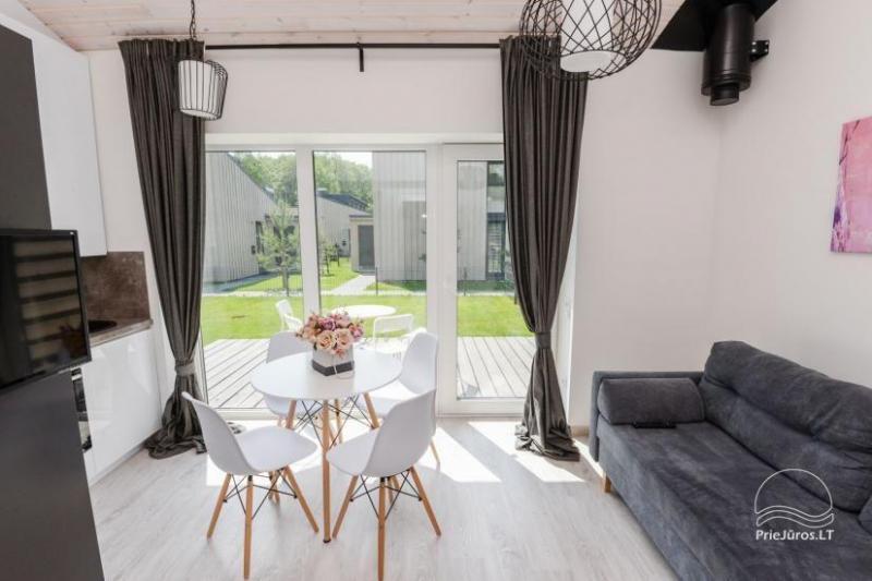 Apartament dla odpoczynku w Kunigiskes