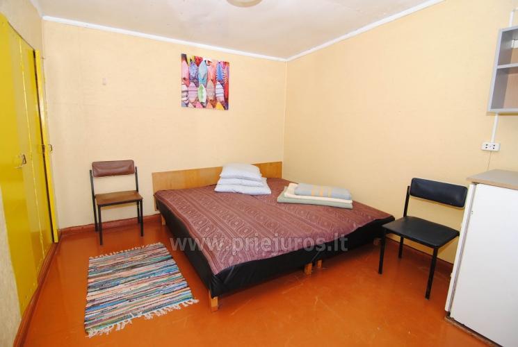 Domy wakacyjne, pokoje do wynajęcia w Sventoji Pas Genute - 4