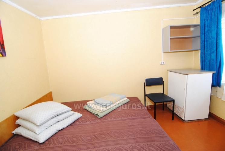 Domy wakacyjne, pokoje do wynajęcia w Sventoji Pas Genute - 5