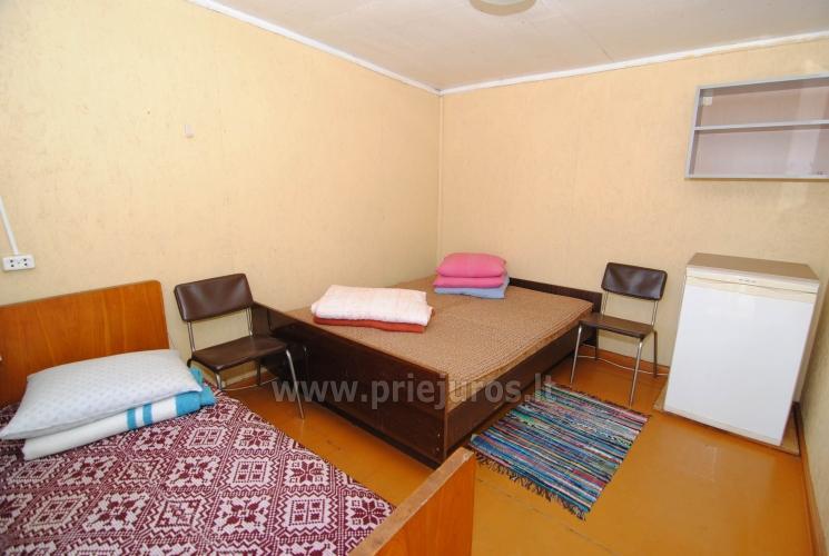 Domy wakacyjne, pokoje do wynajęcia w Sventoji Pas Genute - 6