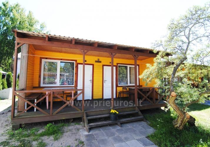 Domy wakacyjne, pokoje do wynajęcia w Sventoji Pas Genute - 1