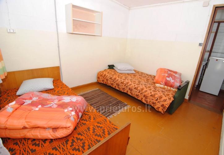 Domy wakacyjne, pokoje do wynajęcia w Sventoji Pas Genute - 7