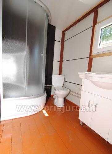 Domy wakacyjne, pokoje do wynajęcia w Sventoji Pas Genute - 8