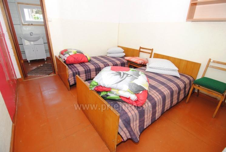 Domy wakacyjne, pokoje do wynajęcia w Sventoji Pas Genute - 9