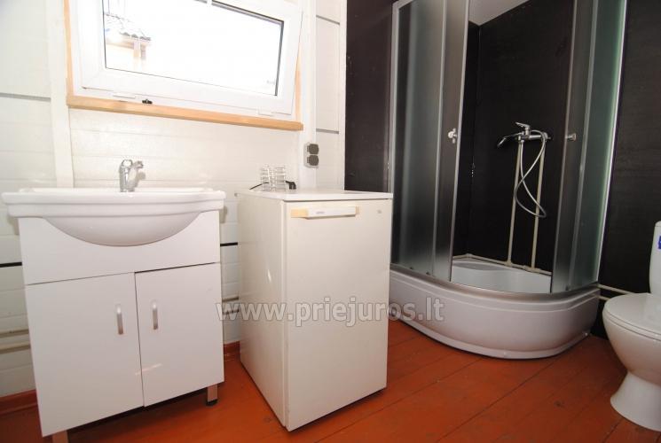 Domy wakacyjne, pokoje do wynajęcia w Sventoji Pas Genute - 10