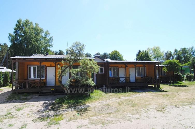 Domy wakacyjne, pokoje do wynajęcia w Sventoji Pas Genute - 11
