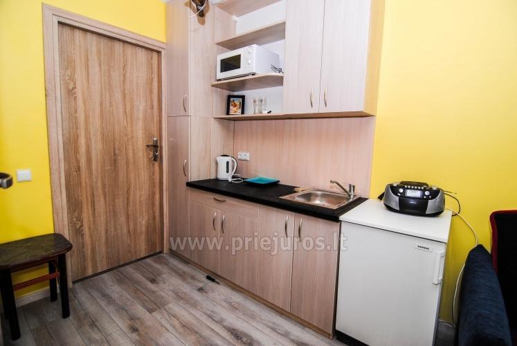 Nowo umeblowane mieszkanie w Sventoji - 3