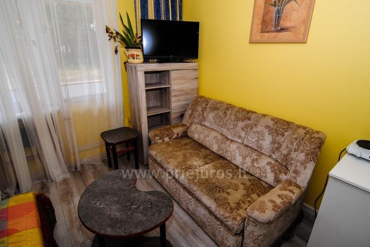 Nowo umeblowane mieszkanie w Sventoji - 6