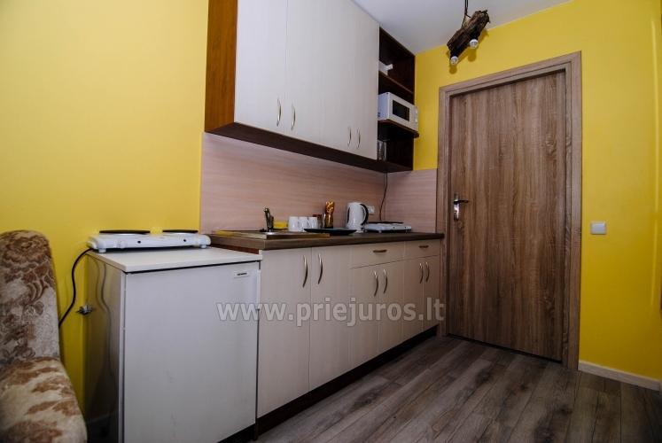 Nowo umeblowane mieszkanie w Sventoji - 7
