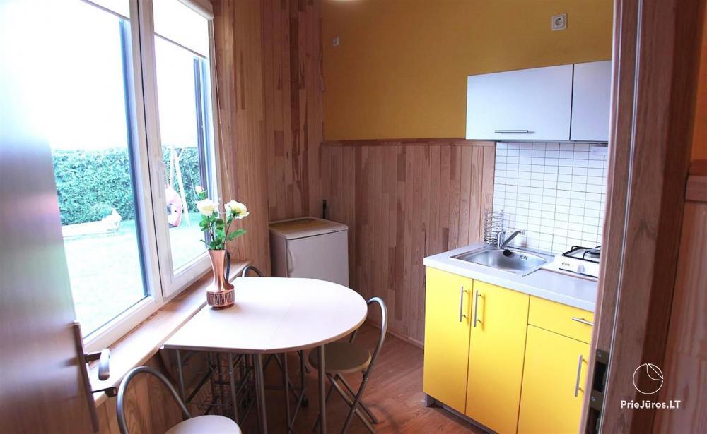 Wakacje w Sventoji - Apartamenty Poilsis Sventojoje - 13