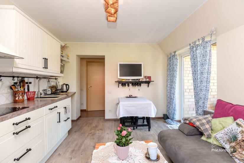 Kopu 3 apartamenty: trzy pokoje mieszkanie w centrum Nidy - 3