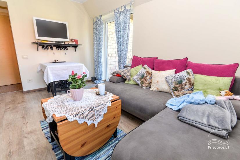 Kopu 3 apartamenty: trzy pokoje mieszkanie w centrum Nidy - 1