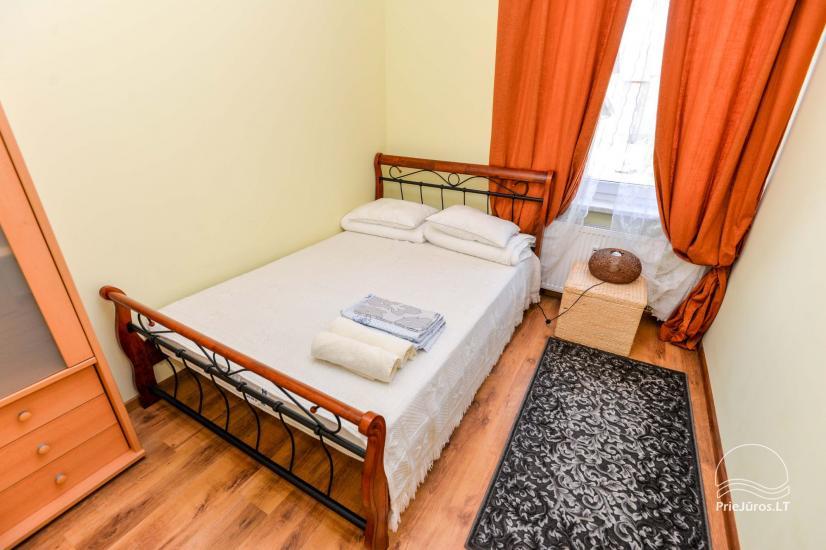 Kopu 3 apartamenty: trzy pokoje mieszkanie w centrum Nidy - 6