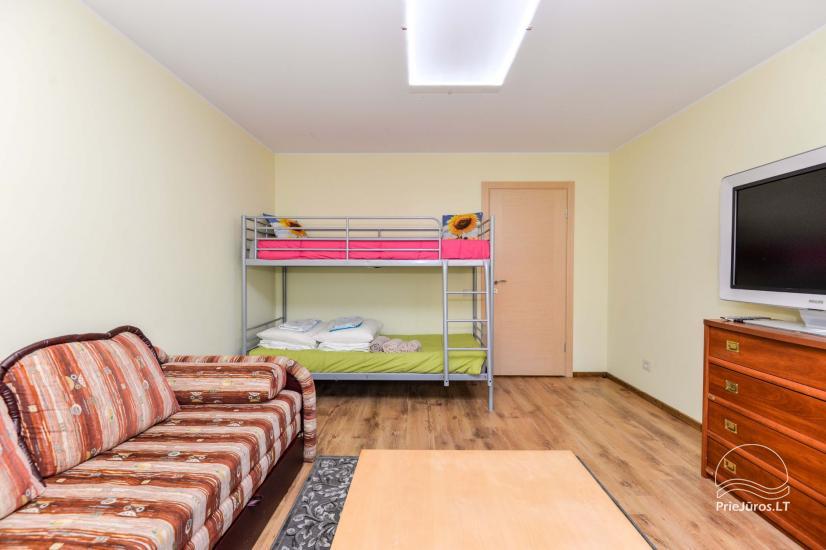 Kopu 3 apartamenty: trzy pokoje mieszkanie w centrum Nidy - 7