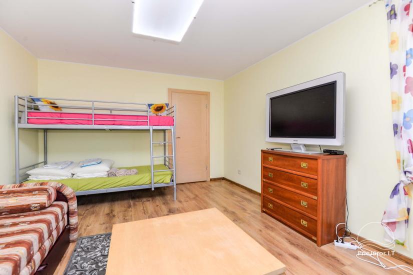 Kopu 3 apartamenty: trzy pokoje mieszkanie w centrum Nidy - 8