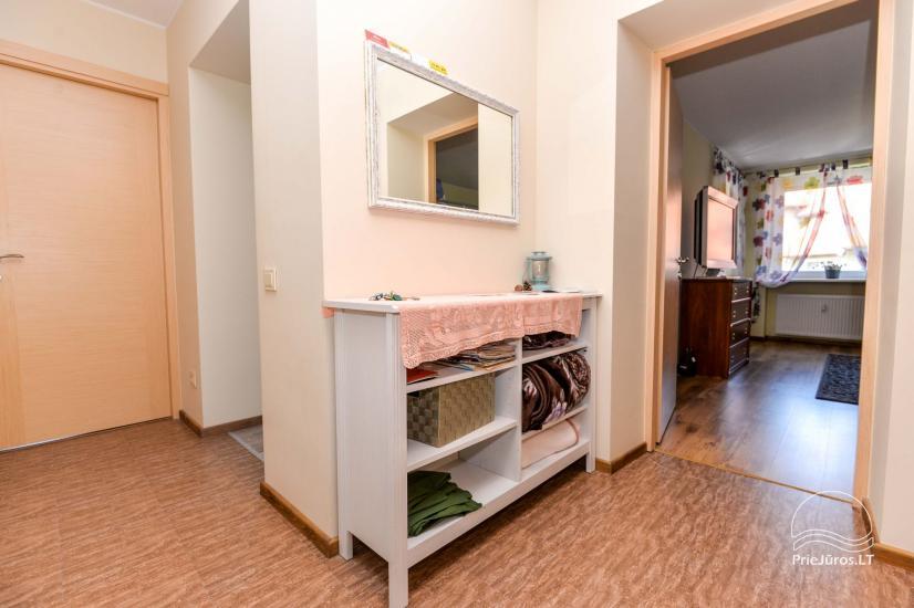 Kopu 3 apartamenty: trzy pokoje mieszkanie w centrum Nidy - 9