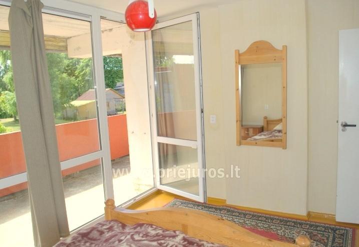 Reszta dom Aukuras:pokoje z balkonem, kuchni, wszystkie udogodnienia - 3