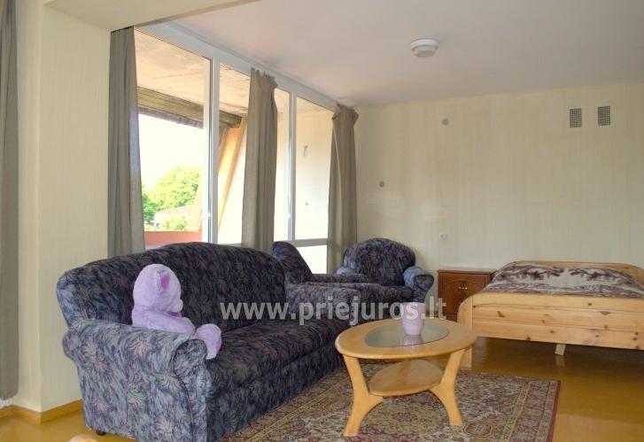 Reszta dom Aukuras:pokoje z balkonem, kuchni, wszystkie udogodnienia - 4