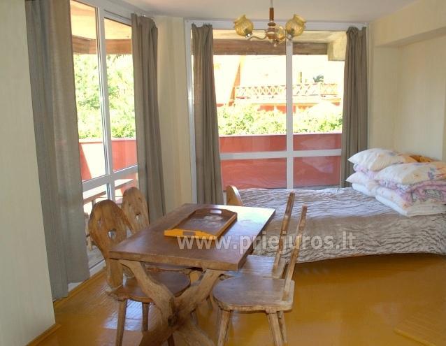 Reszta dom Aukuras:pokoje z balkonem, kuchni, wszystkie udogodnienia - 5
