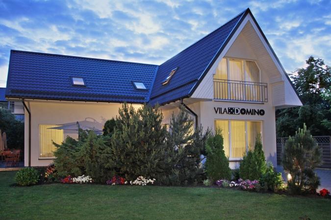Pokoje i apartamenty w Połądze, w przytulnym domu gościnnym WILLA DOMINO - 4