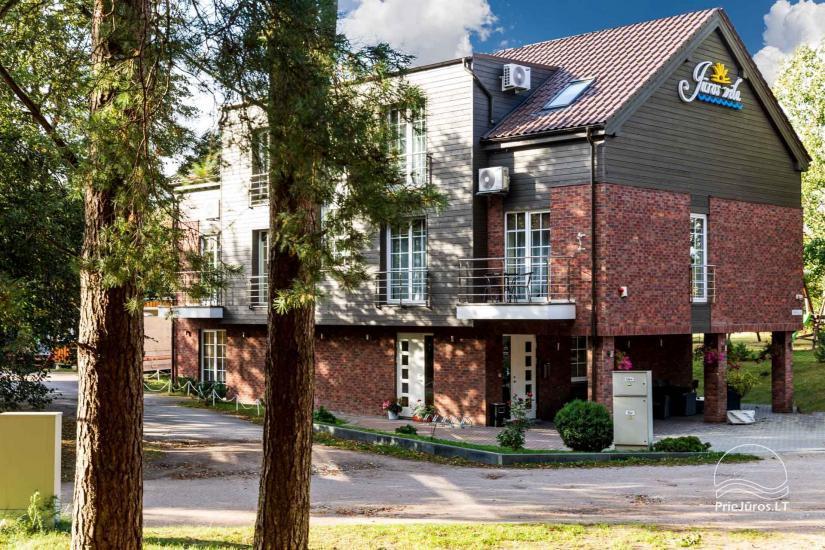 Nowo umeblowane pensjonat - willa Juros vila - 1