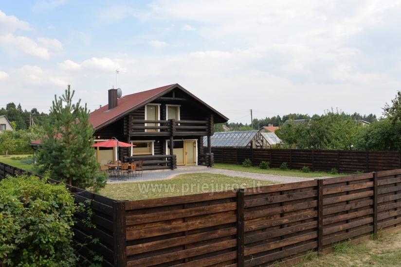 100 mkw. domek w Sventoji - 6
