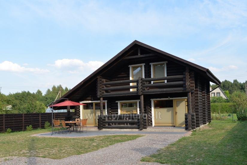 100 mkw. domek w Sventoji - 5